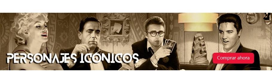 Personajes Icónicos