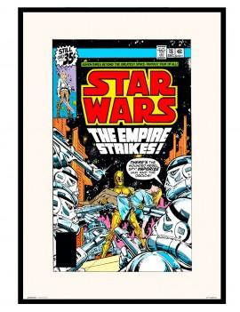 Cuadro portada Star Wars EL...