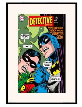 Cuadro portada Comic...