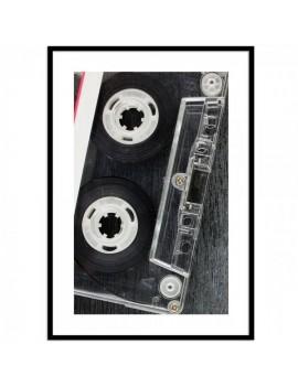 Cuadro de cinta de Cassette...