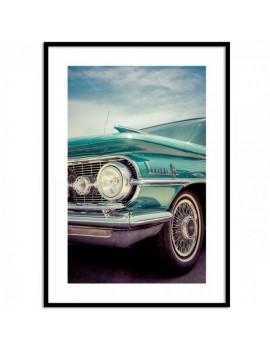 Cuadro coche clásico. Para...