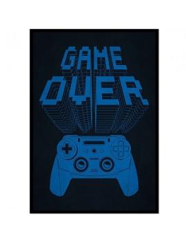 Cuadro Game Over.Para los amantes de los video juegos .