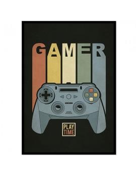 Cuadro Gamer play time...
