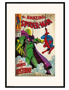 Cuadro portada Comic Superhéroes