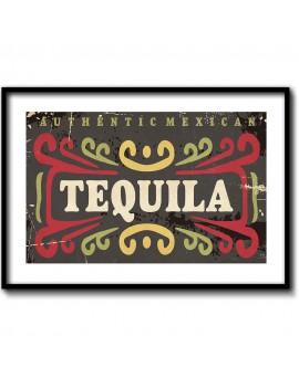 Cuadro Tequila