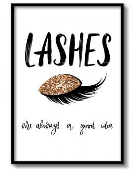 Cuadro Lashes