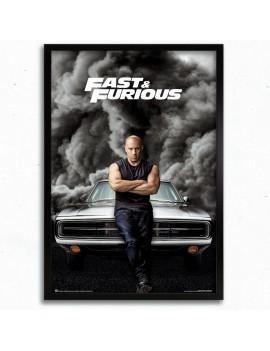 Cuadro Fast & Furious