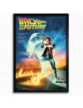 Cuadro Back to the Future