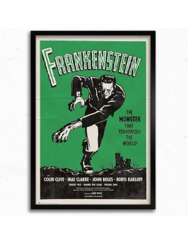 Cuadro Frankenstein