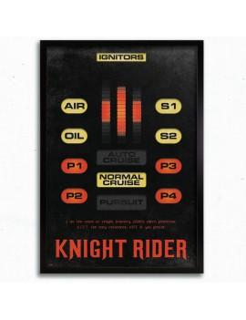 Cuadro Knight Rider