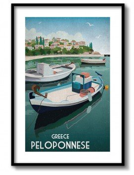 Cuadro Peloponnese - Greece