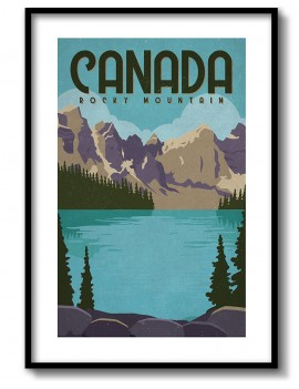 Cuadro Canada