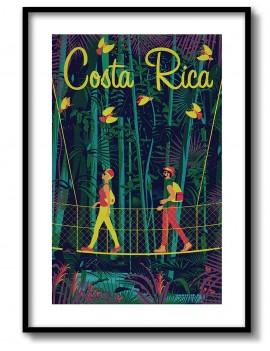 Cuadro Costa Rica