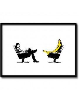 Cuadro Banksy
