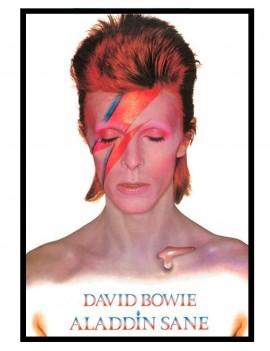 Cuadro David Bowie