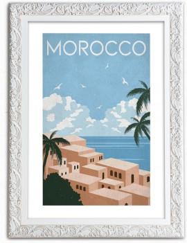 Cuadro Ilustración de Morocco