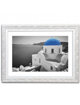 Cuadro Santorini Grecia