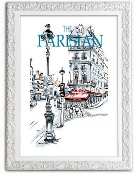 Cuadro The Parisian