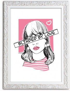 Cuadro Blinded by Love