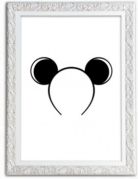 Cuadro Mickey