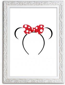 Cuadro Minnie