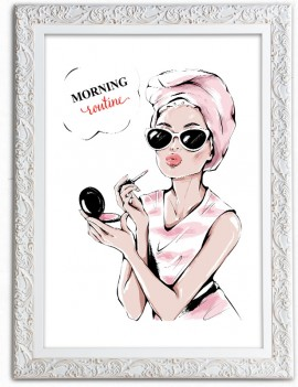Cuadro Morning Routine