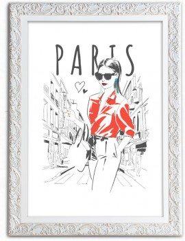 Cuadro Paris Fashion