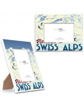 Portafotos Pack x2 Swiss Alps