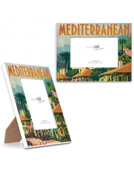 Portafotos Pack x2 Mediterranean
