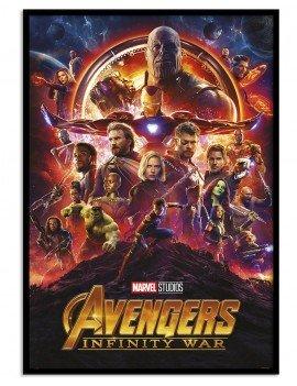 LAMINA ENMARCADA Avengers...