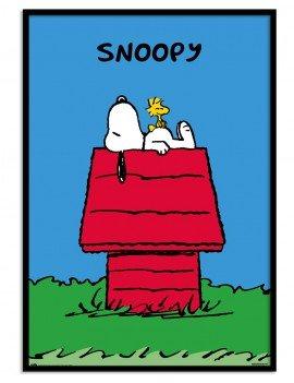 Cuadro Snoopy