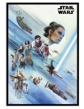LAMINA ENMARCADA Star Wars...