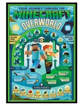 Cuadro Minecraft