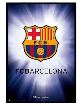 Cuadro Escudo FC Barcelona