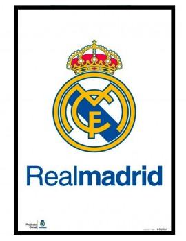 Cuadro Escudo Real Madrid