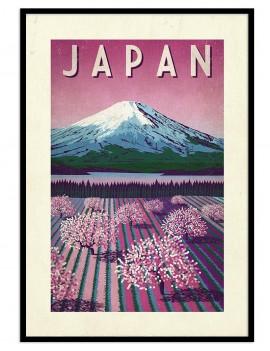 """LAMINA retro """"Japan"""" ...."""