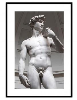 Cuadro fotografía escultura