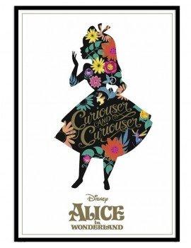 Cuadro Disney Alice