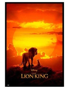 Cuadro Lion King