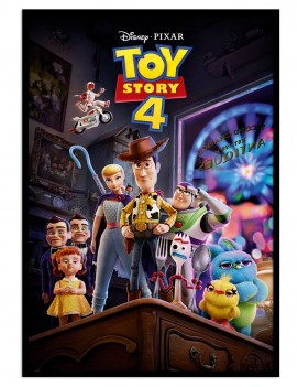 Cuadro Toy Story 4