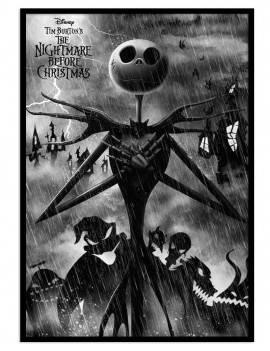 Cuadro Disney The Nightmare...
